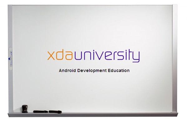 xda-university