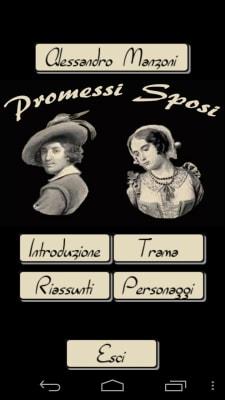 I promessi sposi App