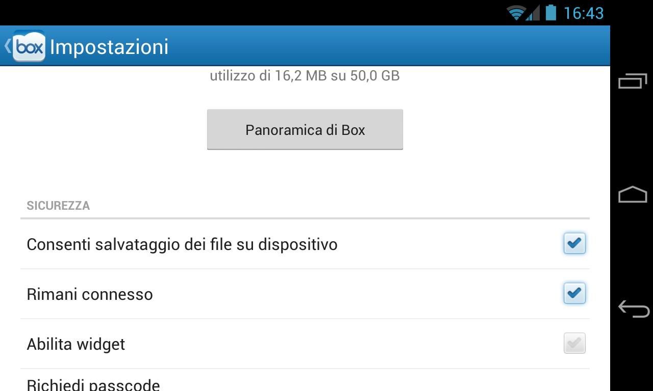 Box Nexus 4