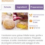 Giallo Zafferano iOS (3)