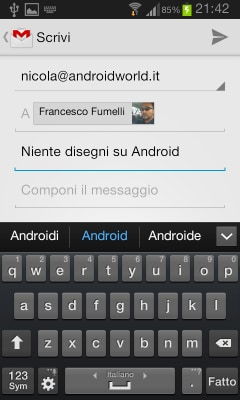Gmail Android (1)