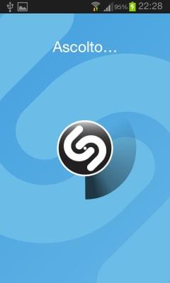 Shazam Android (1)