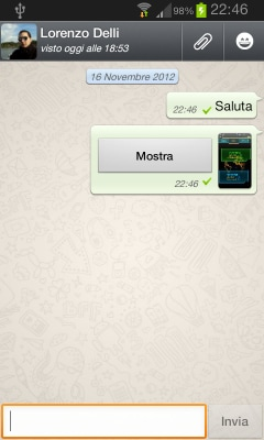 Whatsapp Android (1)
