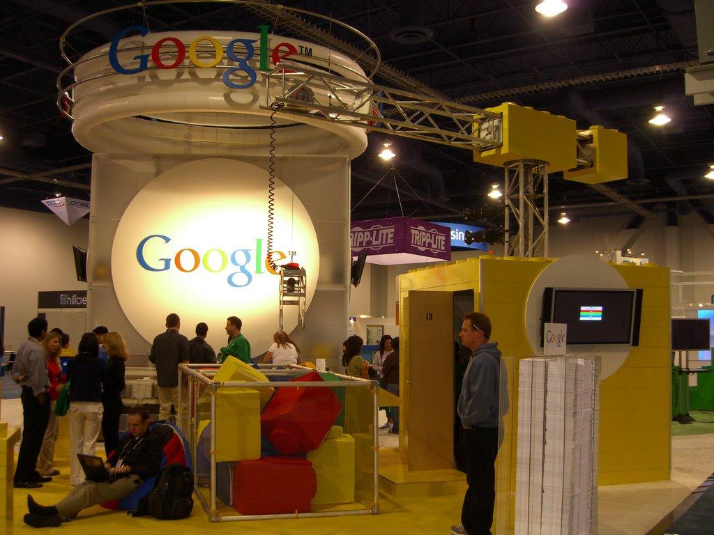 google booth