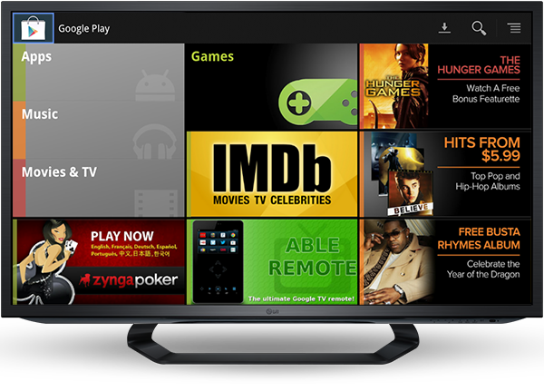 google play TV