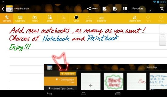 Asus-Supernote-for-Android