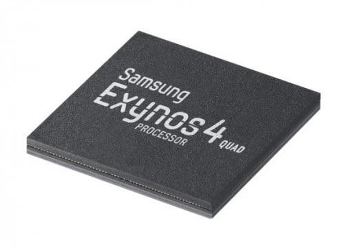 Baco su processori Exynos4
