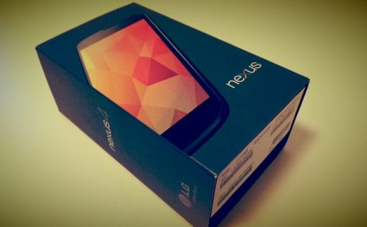 LG Nexus 4 10