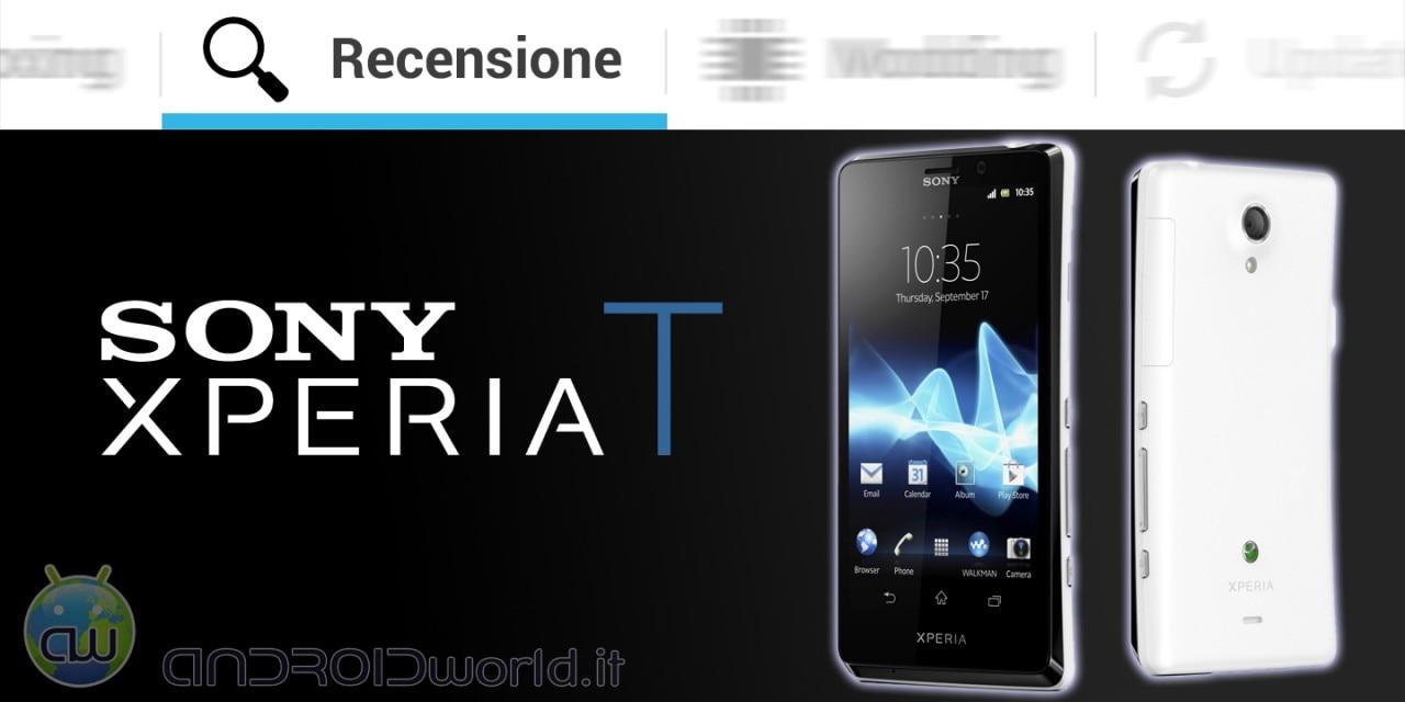 Sony Xperia T recensione