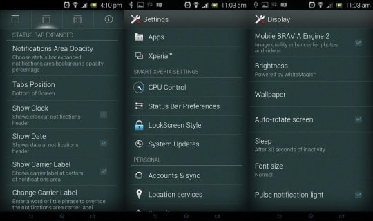 Smart-Settings-and-Lock-Screen-Mod-for-Sony-Ericsson-Xperia-Devices