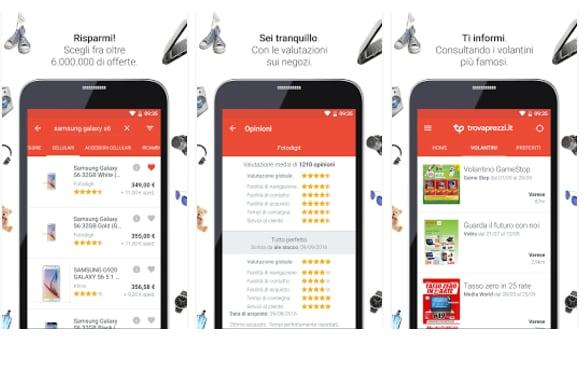 app-trovaprezzi