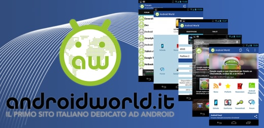 AndroidWorld.it App 4.0