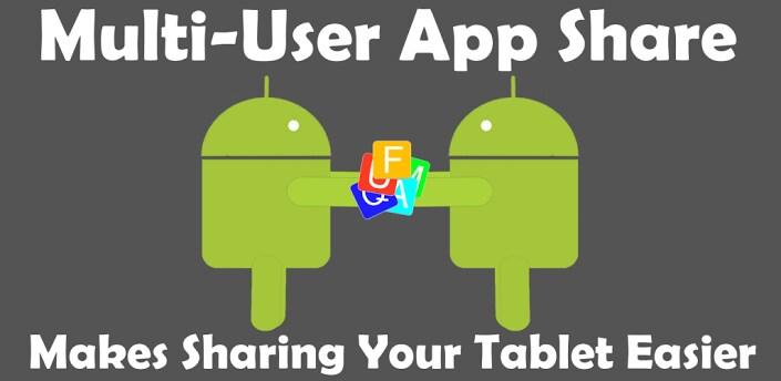multi user app share