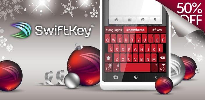 swiftkey-christmas