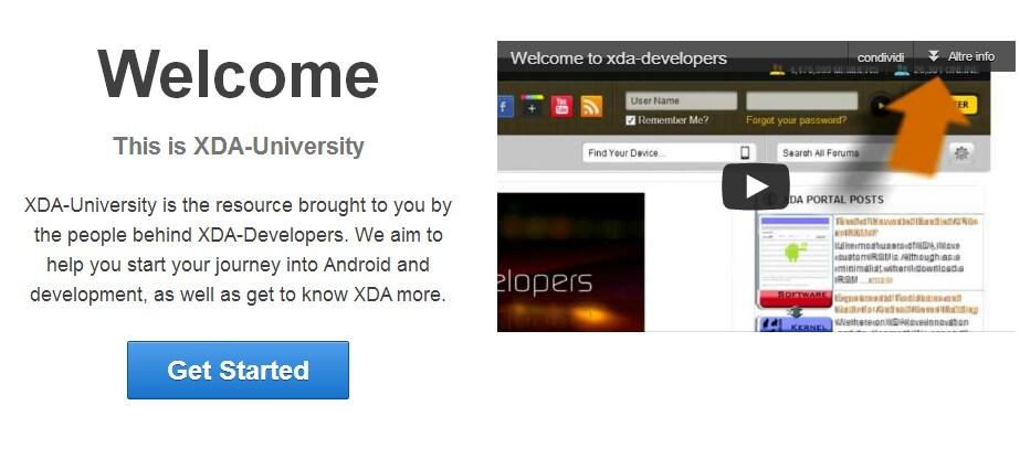 xda university