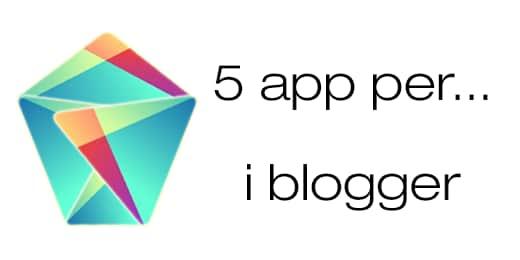 5 app blogger