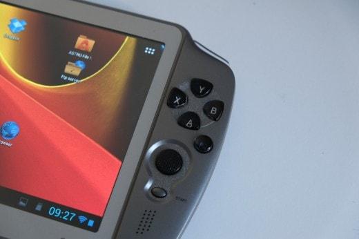 Archos GamePad 01