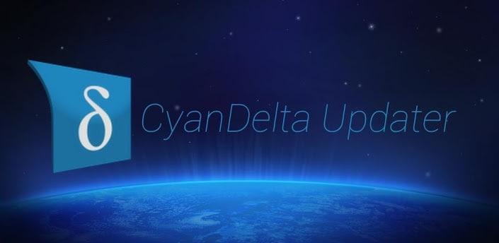 CyanDelta Updater si aggiorna e introduce il supporto a OmniROM