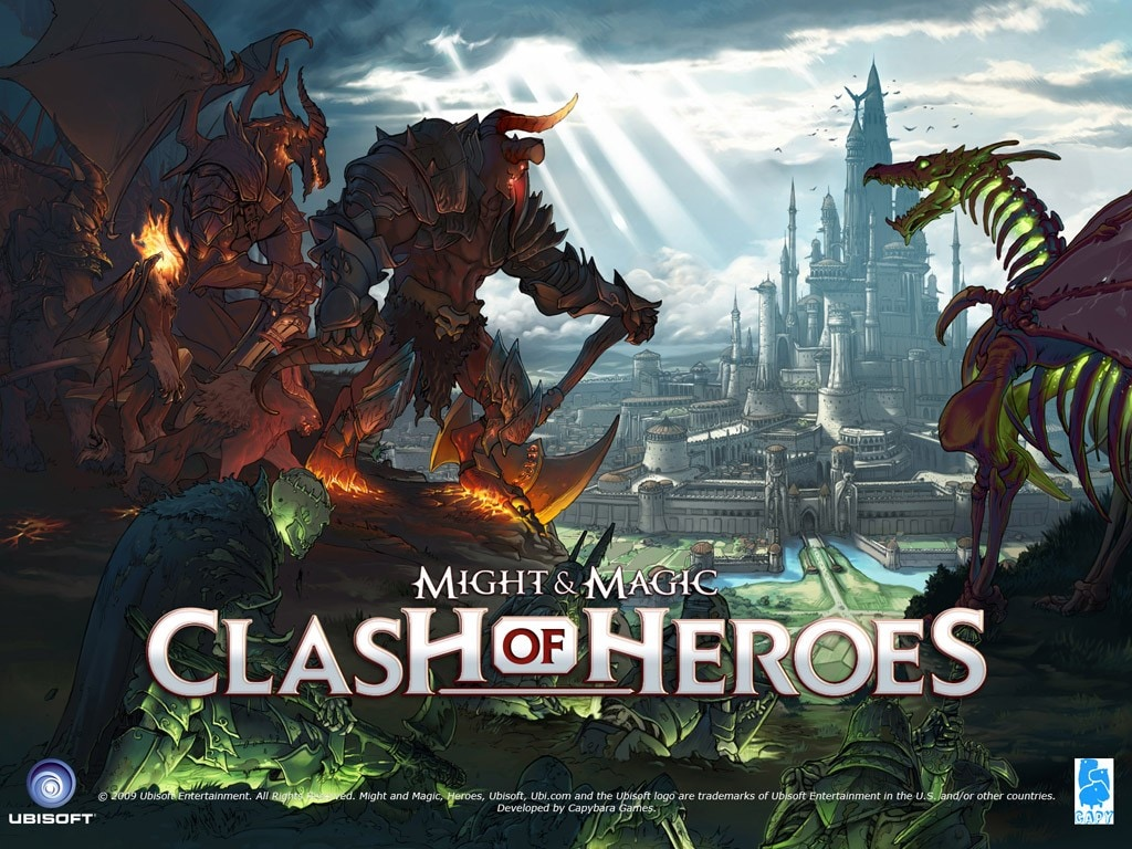 Tema: Might and magic clash of heroes