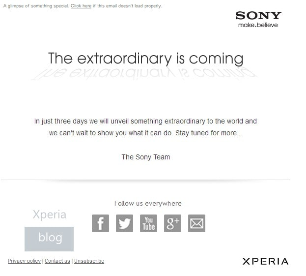 Sony-CES-2013-Email
