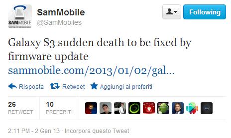 gs3 morte improvvisa fix
