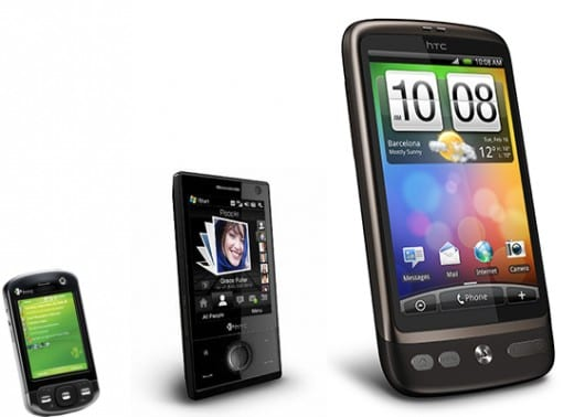 old HTC