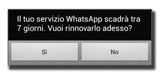 whatsapp 520x260 Rinnovare WhatsApp con PayPal, PostePay, SuperFlash o alta Carta su Android