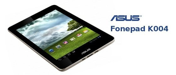 Asus Fonepad: foto e un primo hands-on