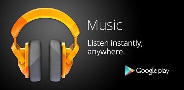 Google Play Music è installato su oltre 500 milioni di smartphone
