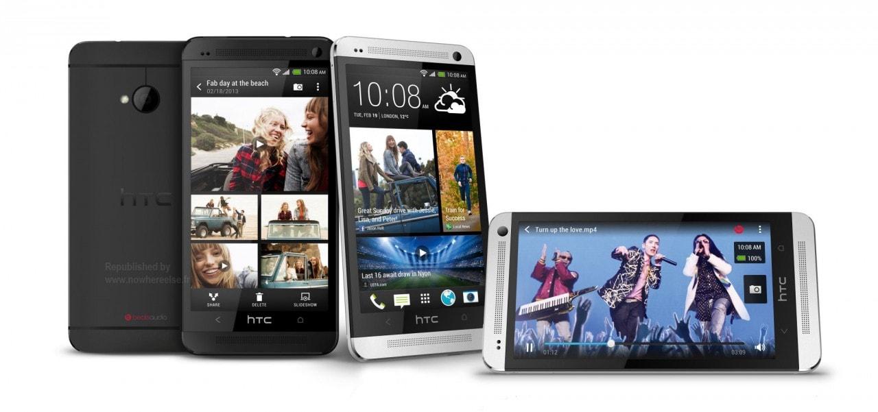 HTC One (M7) si aggiorna ad Android Lollipop in Italia