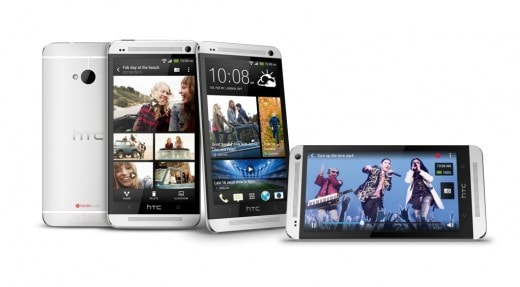 HTC One_White