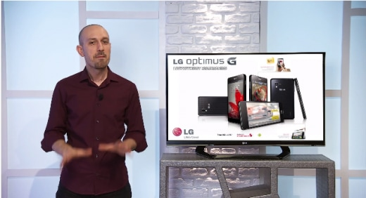 LG Optimus G Cinquegrana