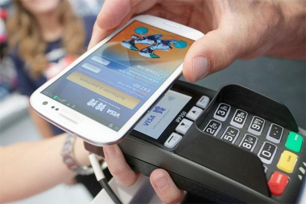 Samsung-Visa PayWave