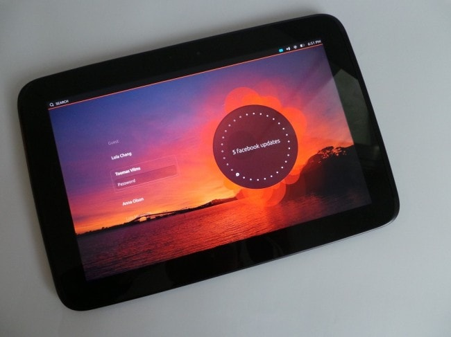 Ubuntu 14.04 finalmente introduce il supporto ai touchscreen