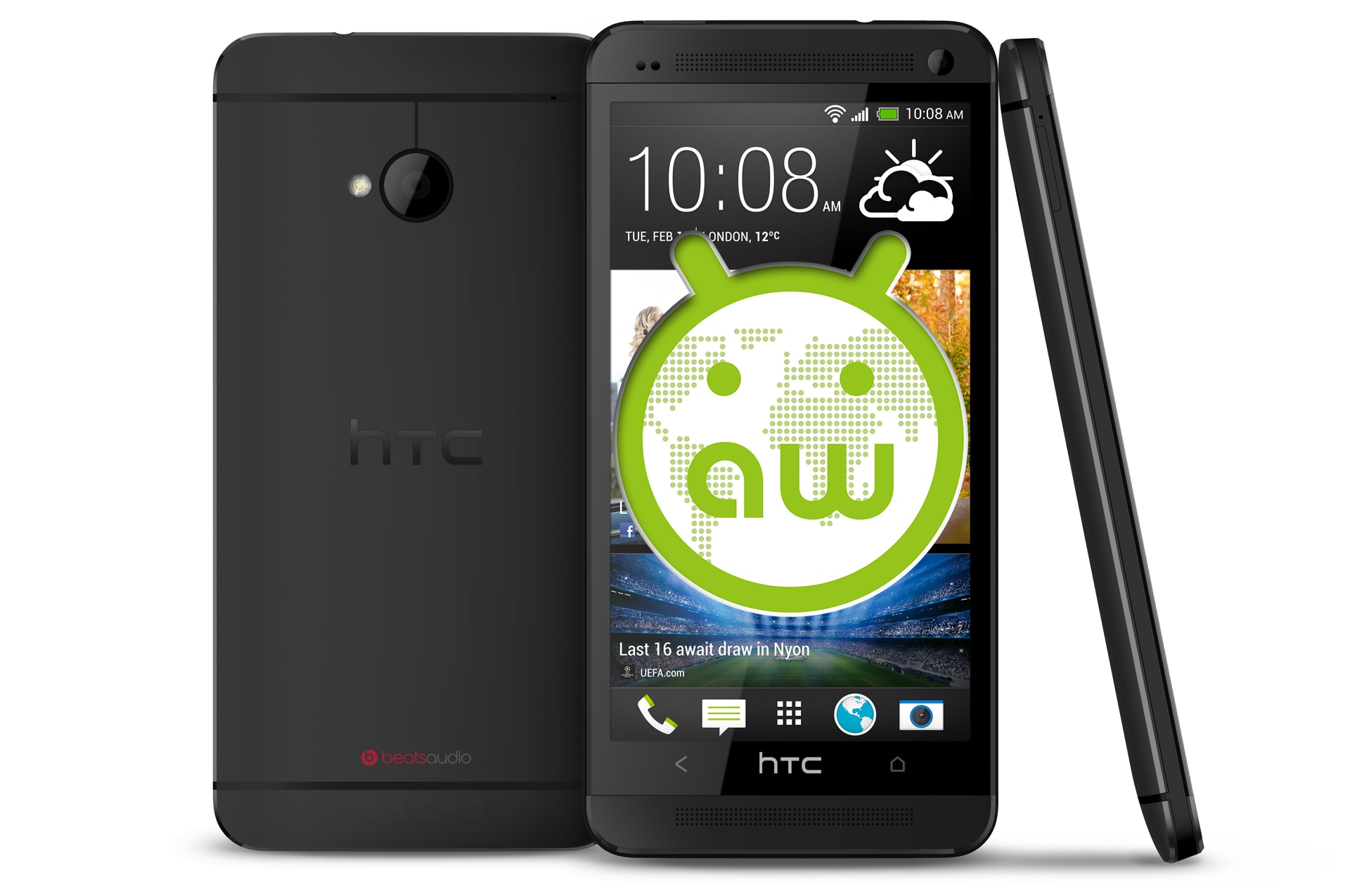 AndroidWorld.it partner di BlinkFeed in HTC One
