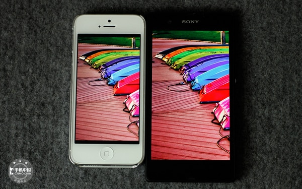 xperia z iphone 5 (1)