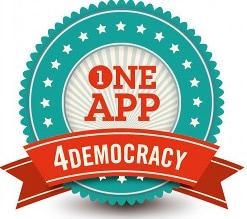 1 app democracy