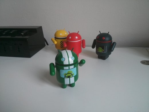 Interno LG Nexus 4