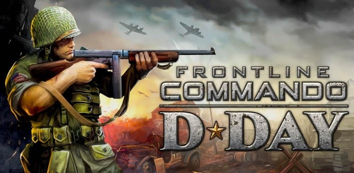 FRONTLINE COMMANDO D-DAY 1