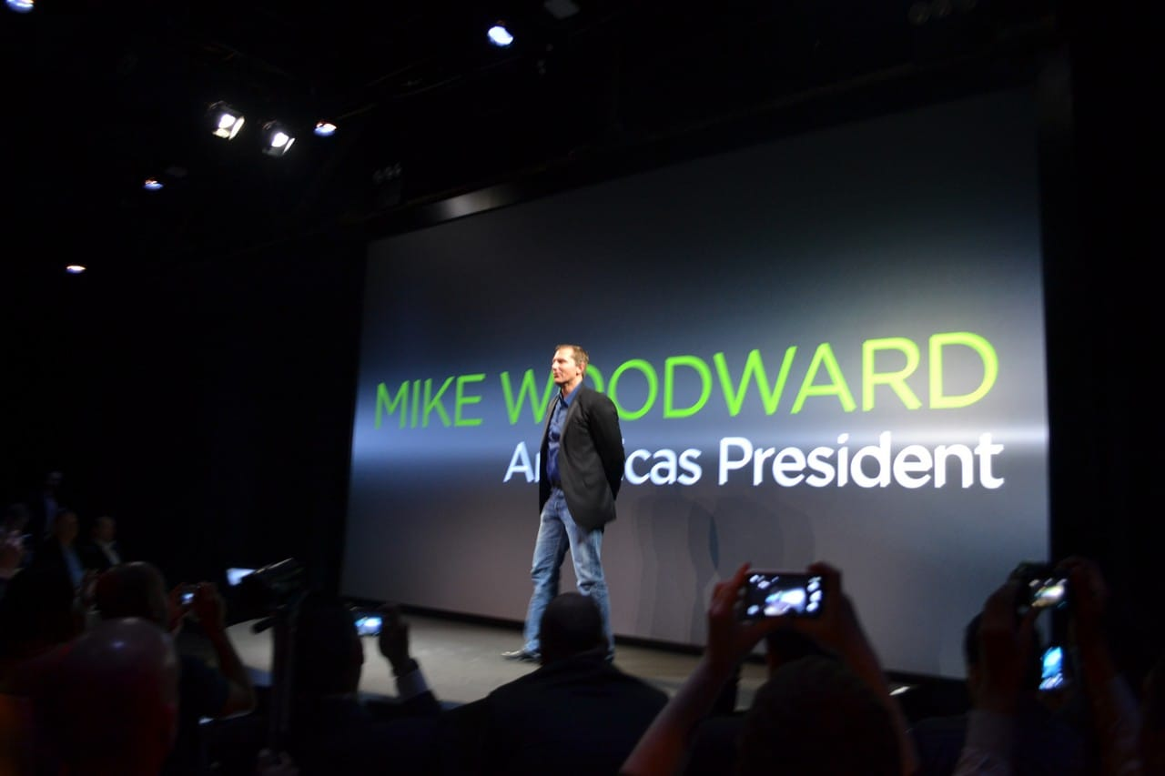 Mike Woodward