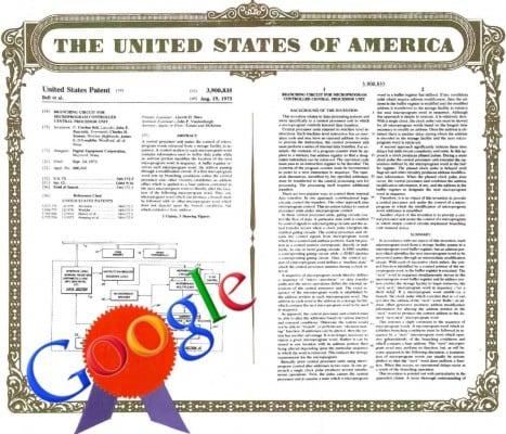 brevetto google