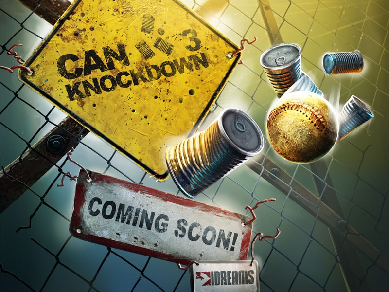 Infinite Dreams vicina al rilascio di Can Knockdown 3