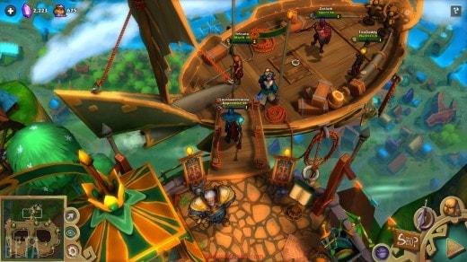 dungeon defenders 2 screenshot 1