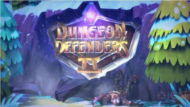 dungeon defenders II header