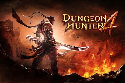 dungeon hunter 4 header