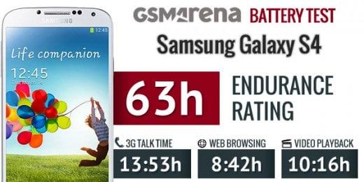 gs4 520x260 Quanto dura la batteria del Samsung Galaxy S4?