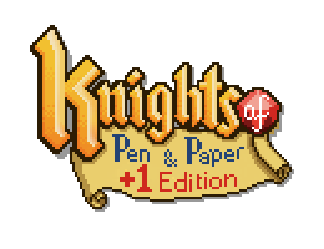 knights of pen & paper 1