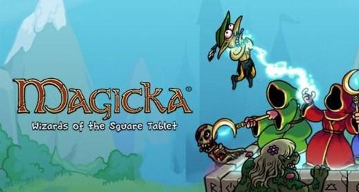 magicka header