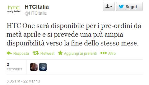 one italia