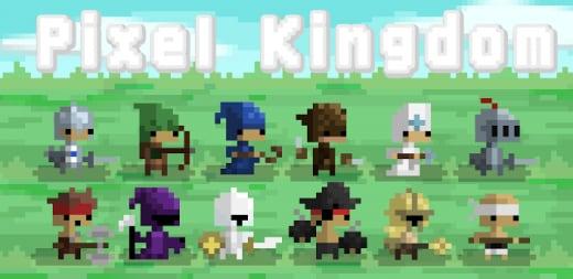 pixel kingdom 1